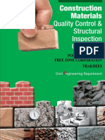 Construction Materials Book CD