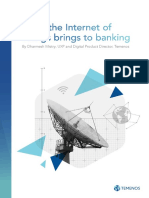 Wp1605 What Iot Brings to Banking