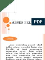 Abses Pelvis Ppt