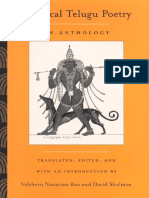 Classical Telugu Poetry - An Anthology.pdf