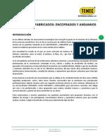 Presentacion Cursos Encofrados y Andamios Cip