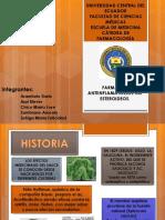 Farmacologia de Los AINES