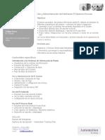 Uso Del Softwae PI System Process