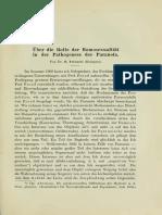 Sandor Ferenczi - Über die Rolle der Homosexualität in der Pathogenese der Paranoia