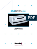 Scan Master 4500