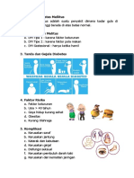Materi Leaflet Diabetes Mellitus