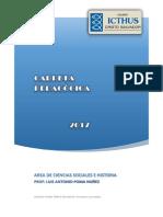 Carpeta Pedagogica 2017 Icthus
