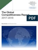TheGlobalCompetitivenessReport2017–2018