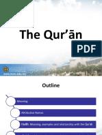 1 The Quran