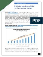 Global LiDAR Market Research Report