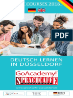 Sprachcaffe Duesseldorf German Classes