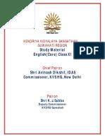 1565821188xi Engl Support Material- Kvs Guwahati Regn