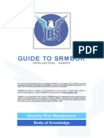 JBS Guide to SRMBoK - Intellectual Assets