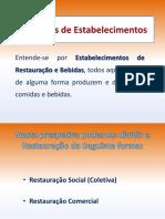 1.2-Tipos de Estabelecimentos(Evolução Restaurantes)