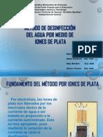 Metodo de Desinfeccion Del Agua (1)