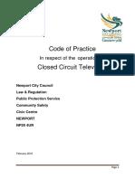 CCTV Code of Practice v 16 February 2016
