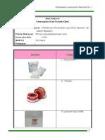 Job Sheet Perawatan Luka Post Sc