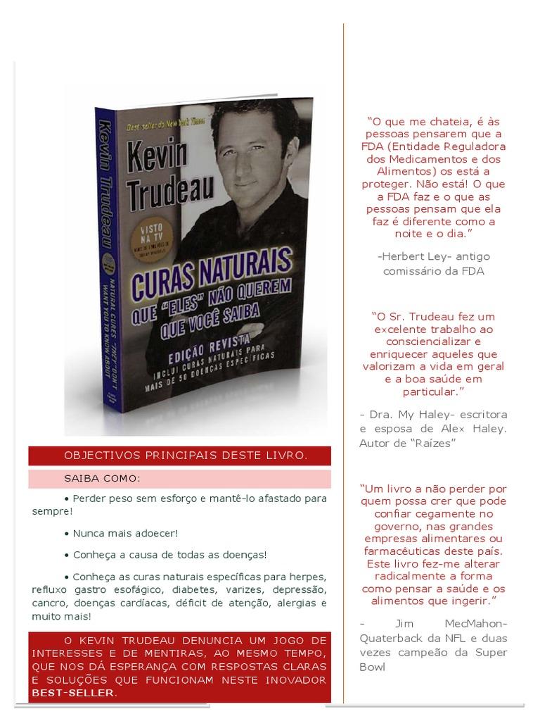46c802b5bed74 Kevin Trudeau - Curas Naturais Que Eles Nao Querem Que Voce Saiba.pdf