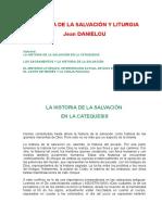 Danielou Jean - Historia De La Salvacion Y Liturgia.rtf