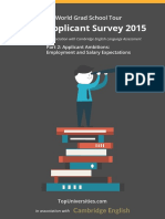 Wgst Applicant Survey 2015 Part2