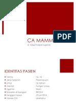 CA Mammae