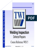 TWI Welding Training 3