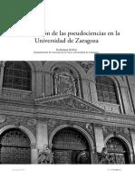 Ee 39 Infiltracion de Las Pseudomedicinas en La Universidad de Zaragoza