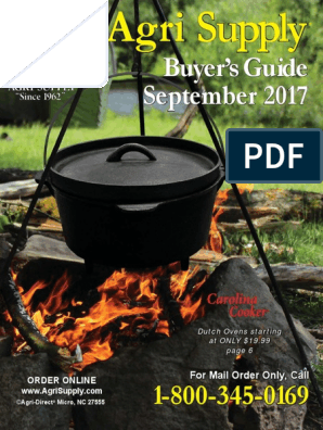 Agri supply sept 2017 | Cookware And Bakeware | French Fries