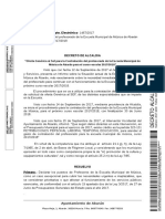 Decreto Alcaldia 2017-1218 [3-Decreto Oferta Sef Profesorado Escuela de Musica]