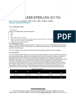 317l Stainless Steel Sheets & Plates Wholesallers in india
