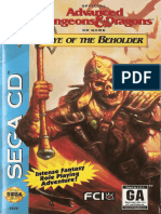 Advanced Dungeons & Dragons - Eye of the Beholder (U)