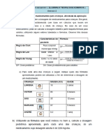 Atividade Matemática Material Para APII