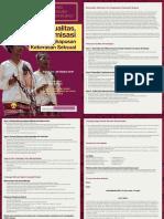 CALL for PAPERS Undangan Menulis Konferensi Pengetahuan Dari Perempuan III Seksualitas Viktiminasi Dan Penghapusan Kekerasan Seksual