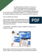 Miracast 115 - Manual