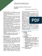 Recursos Hidricos Sociedad y Agroindustria -Quebrada Cocheros