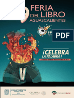 Feria del Libro Aguascalientes 2017 ICA - LJA.mx