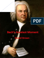 Bach's Greatest Moment