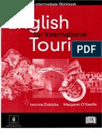 English for International Tourism Pre Intermediate WB