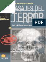 Juan Antonio Cebrián - Pasajes Del Terror