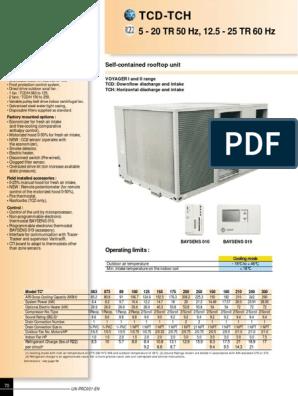 MANUAL TCH-240 pdf