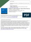 Prediction of Roller Skewing in Tapered Roller Bearings