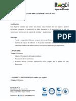 TALLER - Resolucion de conflictos.docx
