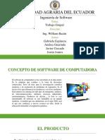 Ingenieria de Software (Taller N°1)