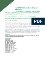 Nickel Alloy 263 UNS N07263 Roundbars & hexbars Wholesallers & exporters