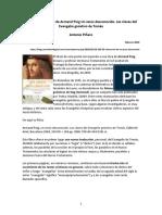 Piñero Antonio - 2010 - Comentario a Un Jesús Desconocido_Ev Gnóstico de Tomás