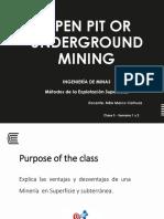 Mine Class 03