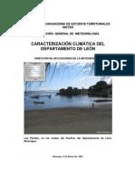 3. Caracterizacion Climatica LEON