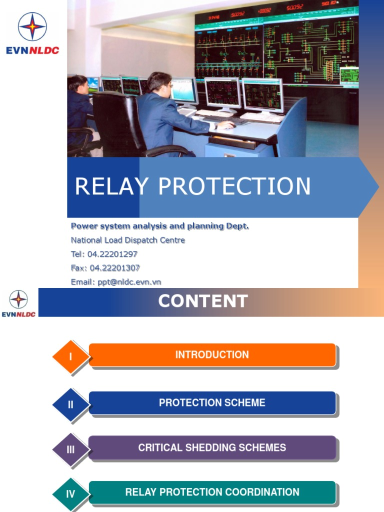 Relay Coordination Ppt