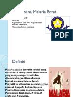 82541043-Tatalaksana-Malaria-Berat-Ppt.pptx