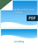 Mecánica de KPI de Post Venta - Junio 2017